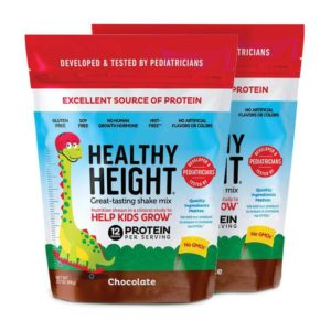 Healthy Height protein powder for kids