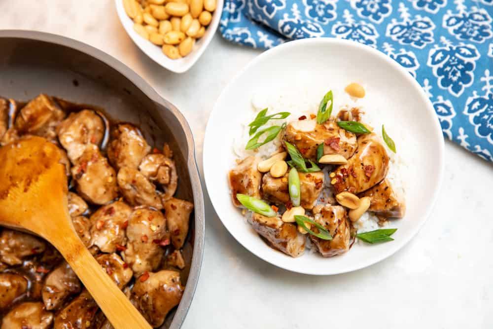 easy kung pao chicken recipe