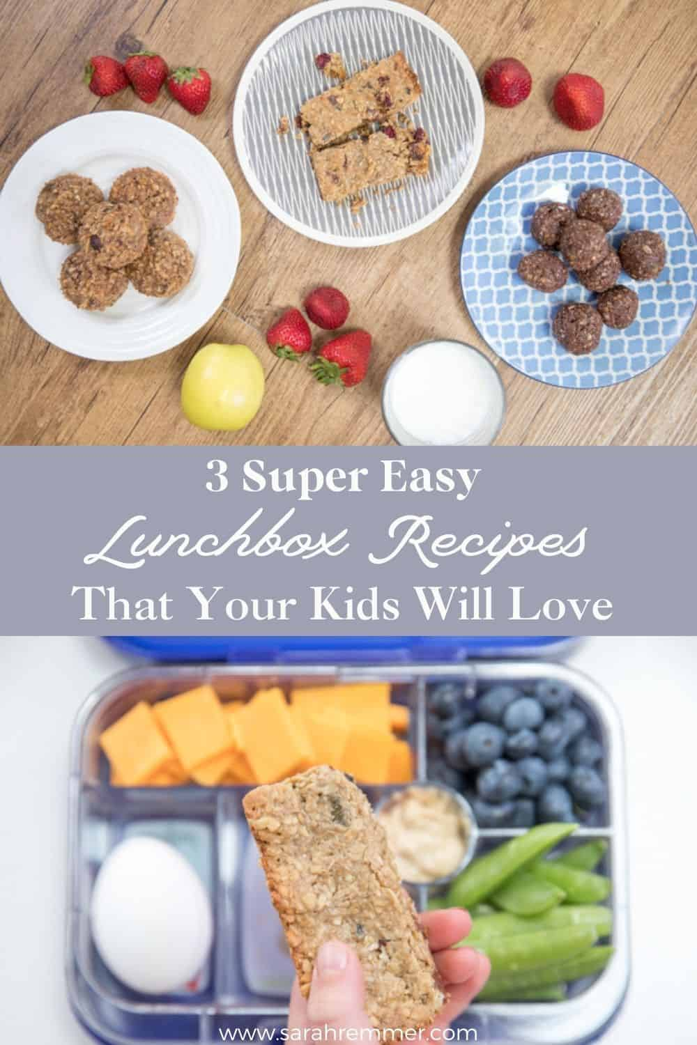It's almost that time again – back to school! And although many of us are more than ready for our little darlings to head back to class, we aren't super excited about packing lunches every day. Or is that just me (**I doubt it!**)?